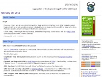planet.gnu.org Thumbnail