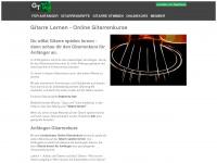 gitarre spielen lernen software kostenlos