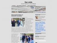 Das Letzte | Aus dem Papierkorb von René Sollberger