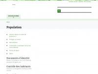Population.vd.ch - Service de la population: Canton de Vaud : site officiel