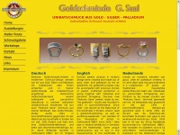 Goldschmiede Saal