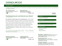 Dirndlmode