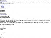 Landhaus Lassnig in Moosburg am Wörthersee in Kärnten - Österreich