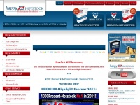 Happy Hotstock Deutschlands Infoportal &amp; B&ouml;rsenbrief zu Hotstocks Pennystocks