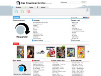 Das Download Archiv | Software | Treiber | Games |DDA