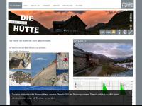 Franz-Senn-Hütte - Stubaier Alpen Tirol - Home