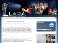 LARA – Der Deutsche Games Award 2010