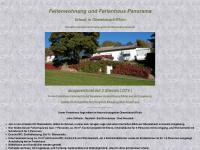Ferienhaus und Ferienwohnung Oberelsbach Rhön Urlaub und Ferien mit Kinder und Hund ganz privat in Unterfranken Bayern mit drei Sternen