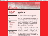 Streetgirl.twoday.net - Neues vom Streetgirl