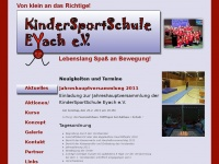 kindersportschule-eyach.de