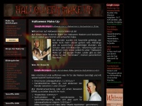 Halloween Make Up - Startseite - www.halloween-horror-make-up.de