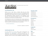 Aardon Internet GmbH