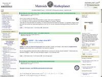 matheplanet.com