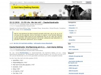1. Karl-Heinz Boelling Fanclub