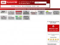 GD-System.de | IT, PC und Web Services | PC-Notdienst NRW, Düren | +49 2429 909-904