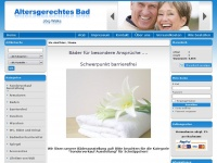 Altersgerechtes-bad.de - barrierefreies Bad | Altersgerechtes Bad