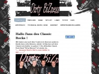 Dirty Bizness  Coverrock aus NRW - Dirty Bizness  ultimativer Classic Cover Rock aus NRW