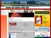 Messen-Global.com - Messen-Verzeichnis international