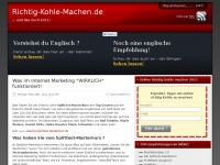 Richtig-Kohle-Machen.de