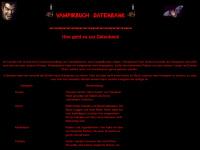 Vampirbuch-datenbank.de - Vampirbuch Datenbank