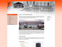 geruestbau-kunkel.de