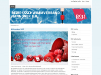 bezirksschwimmverband-hannover.de Thumbnail