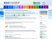 Easy4me.info - Easy4Me für den Informatikunterricht | Arbeitsblätter, Übungsdateien und Onlineübungen