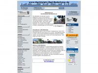 Herzlich willkommen auf dem virtuellen Marktplatz von Bad Bederkesa