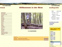Rhön Tourist Touristinfo Rhön