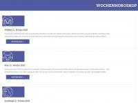 Wochenhoroskop.org - Wochenhoroskop, Horoskop, Sternzeichen, persönliches Horoskop 2010