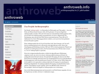 anthroweb.info Thumbnail