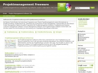 Projektmanagement Freeware