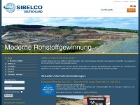 sibelco.de