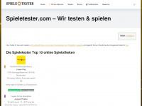 Spieletester.com - Pc Spiele, Xbox und PS3 Games im Test