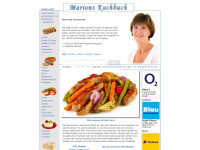 marions-kochbuch.de Thumbnail