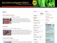 sciencegarden.de