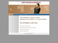 Solutions4hotels.de - Home - Solutions4Hotels
