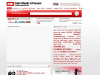 EMI MUSIC GERMANY +++ EMI - Gute Musik ist besser