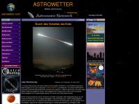 ASTROWETTER - Wetter und Kosmos - Nachtwetter und Sternenhimmel