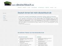 mein-deutschbuch.de Webseite Vorschau