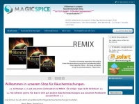 magic-spice.de Thumbnail