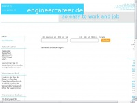 engineercareer.de - so easy to work and job - Stellenangebote für Ingenieure