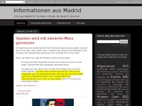 Informationen aus Madrid