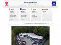 Autohaus Kleist in Eberswalde | Herzlich Willkommen