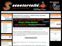 scooterteile.de - Online-Shop für Scooter / Roller Tuning und Ersatzteile
