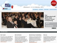 Best in Cloud | COMPUTERWOCHE sucht die besten Cloud Computing Projekte 2011