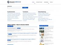 Stellen Zürich - Jobs Stellenangebote Region Zürich