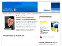 eirichweb.de - Professionelle Firmenhomepage erstellen mit Worldsoft CMS.