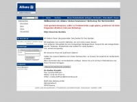 Allianz-assistance-webshop.de - Allianz Global Assistance Werbemittelshop