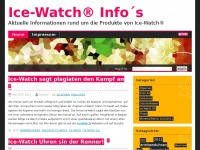 Ice-Watch® Info´s